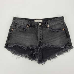We The Free Denim Cut-off Button Fly Short - 26
